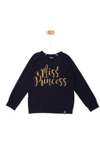 Czarna bluza Miss Princess