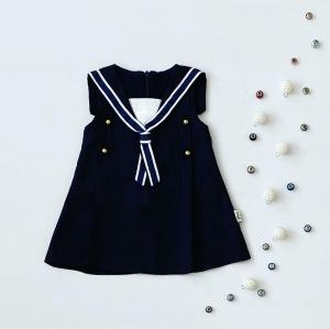 Sukienka blue dla dziewczynki 56-92 cm