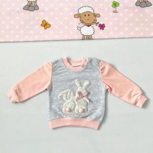 Bluza króliczki