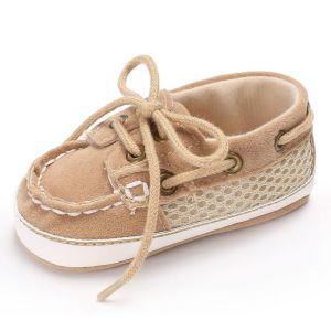Kremowe buciki