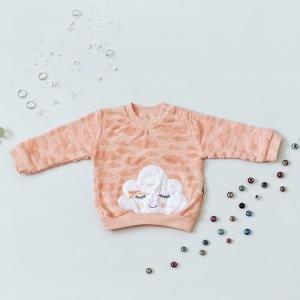 Bluza chmurka dla dziewczynki 56-92 cm