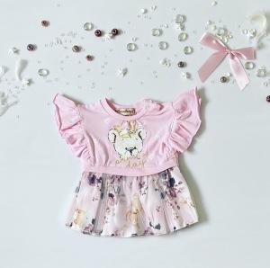 Sukienka cocoland dla dziewczynki 56-92 cm