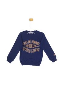 Granatowa bluza BLOOKLYN
