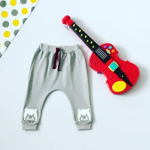 Spodnie miś