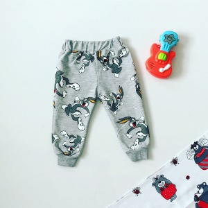 Spodnie buks