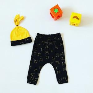 Spodnie batman + czapka