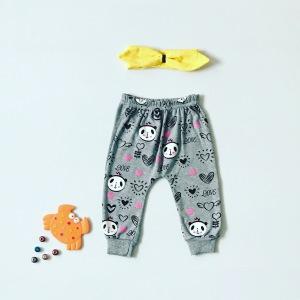 Spodnie pandi dla dziewczynki 56-92 cm