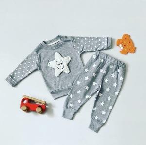 Komplet grey star