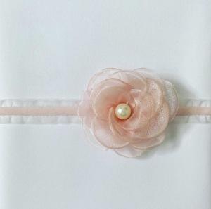 Opaska rose II dla dziewczynki