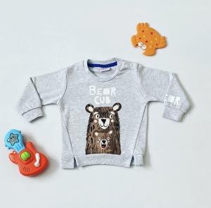 Bluza bear cub dla chłopczyka 56-92 cm