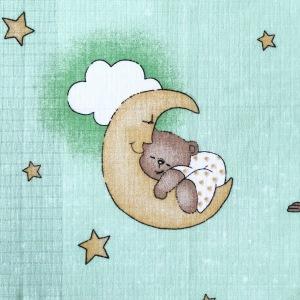 Pieluszka tetra - księżyc