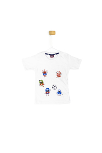 T-shirt robaczki