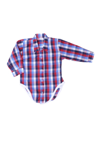 Kratka koszula - body
