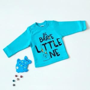 Bluzeczka z długim rękawem - little