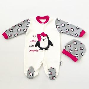 "Pajac ""Różowy Pingwin"""