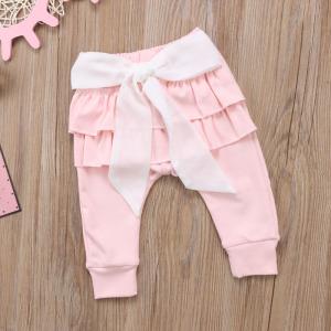 Spodnie pink