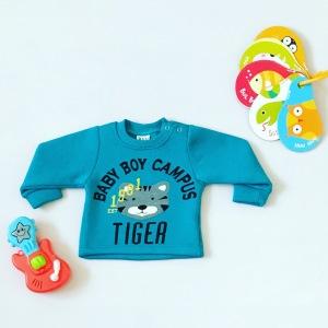 Bluza tiger dla chłopczyka 56-92 cm