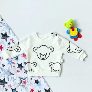 Bluza bear + czapka