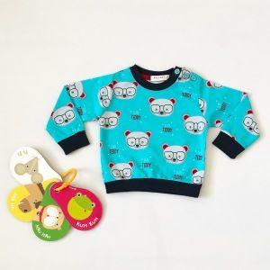 Bluza teddy