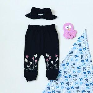 Spodnie buterfly dla dziewczynki 56-92 cm