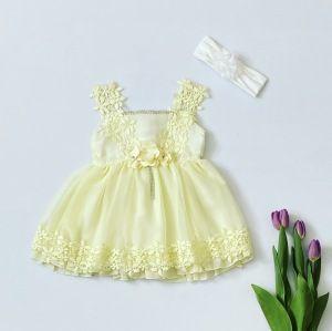 Sukienka citron dla dziewczynki 56-92 cm