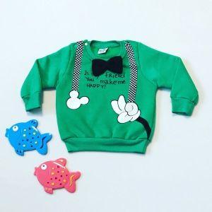 Bluza miki dla chłopczyka 56-92 cm