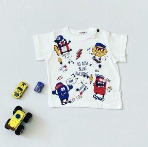 T-shirt free dla chłopczyka 56-92 cm