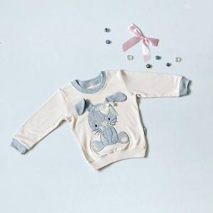 Bluza królik dla dziewczynki 56-92 cm