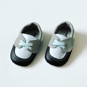 Buciki niemowlęce blue dla chłopczyka