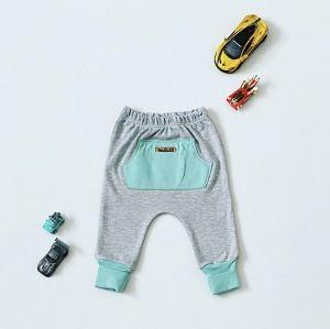 Spodnie hey dla chłopczyka 56-92 cm