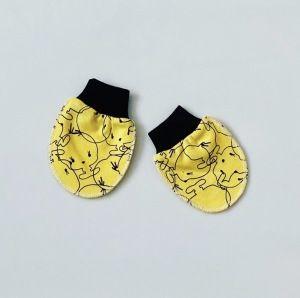 Łapki niedrapki - żółte