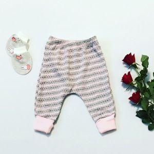 Spodnie kropeczka dla dziewczynki 56-92 cm