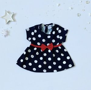 Bluzka moli red z krótkim rękawem dla dziewczynki 56-92 cm