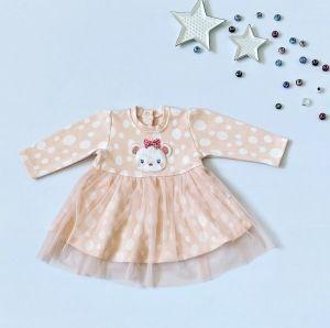 Sukienka moris dla dziewczynki 56-92 cm