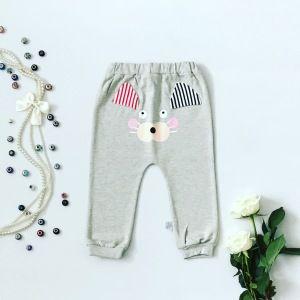 Spodnie mouse dla dziewczynki 56-92 cm