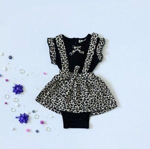 Sukienka pantera II dla dziewczynki 56-92 cm