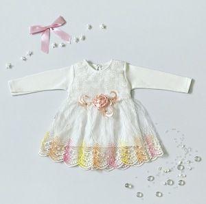 Sukienka rainbow dla dziewczynki 56-92 cm