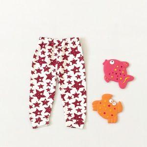 Spodnie gwiazdy dla chłopczyka 56-92 cm