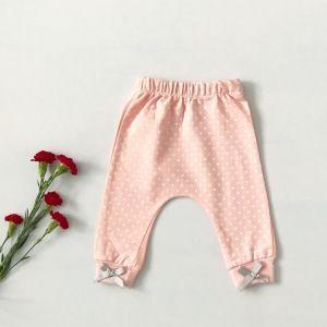Spodnie kwiatuszek