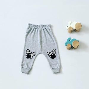 Spodnie z naszywkami dla chłopczyka 56-92 cm