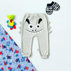 Spodnie zgredek dla chłopczyka 56-92 cm