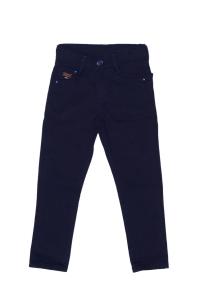 Granatowe spodnie E&H