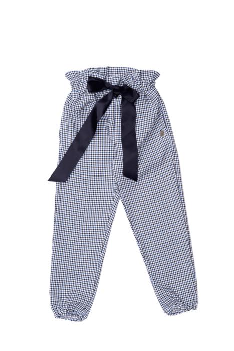 Spodnie w pepitkę