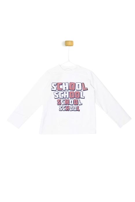 Bluzka z długim rękawem SCHOOL BOY