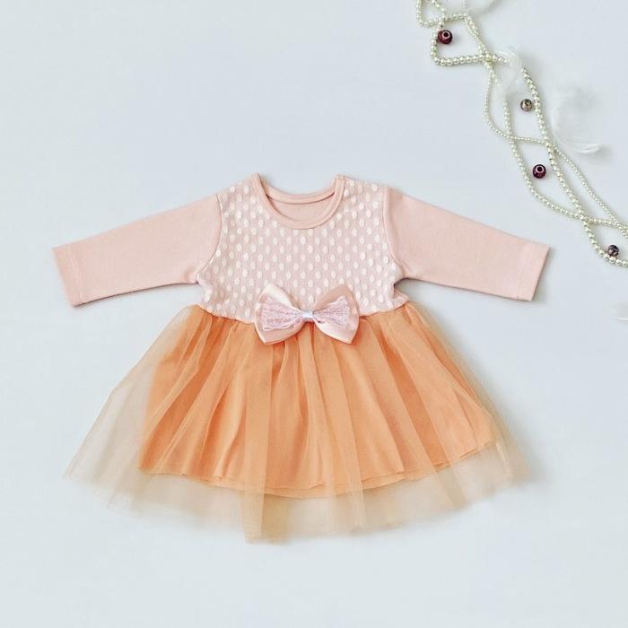 Sukienka bibi dla dziewczynki 56-92 cm