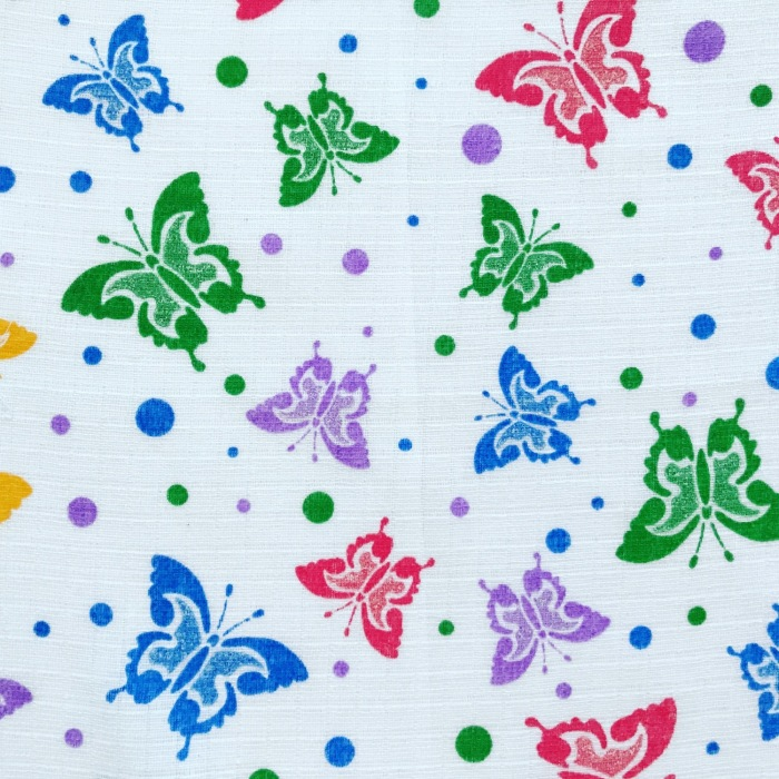Pieluszka tetra - buterfly