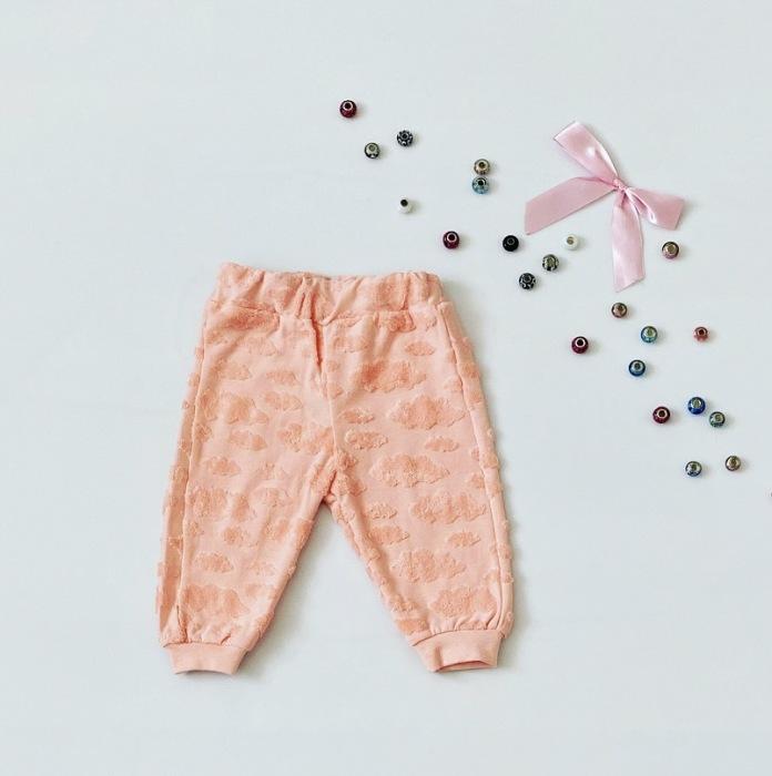 Spodnie chmurka dla dziewczynki 56-92 cm