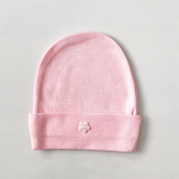 Różowa czapeczka