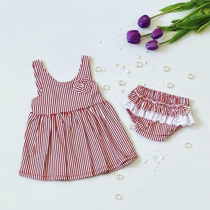 Sukienka dolli dla dziewczynki 56-92 cm