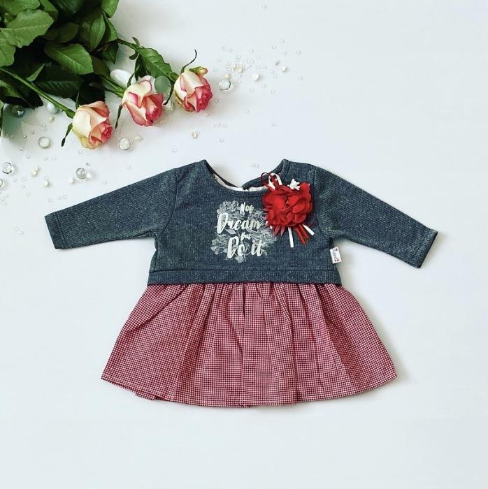 Sukienka dream dla dziewczynki 56-92 cm